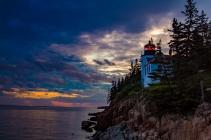Main Bass Harbor Head Lighthouse--2