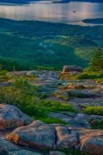 Maine Acadia Cadillac Mountain--10