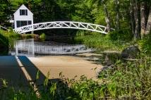 Maine Bridge at Desert Island--2