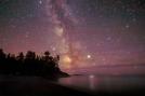 Milky Way Agwa Bay-