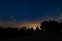 Milky Way on Steele-